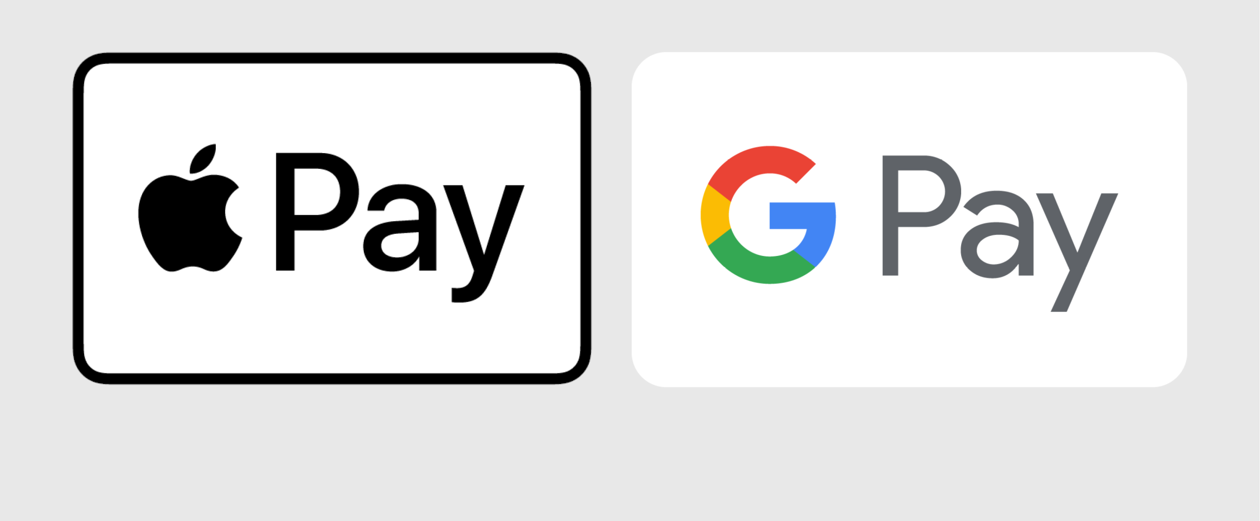 Принимаем Google Pay / Apple Pay